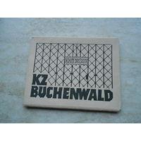 Бухенвальд. Набор 10 мини фотографий. Послевоенные