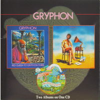 Gryphon - Red Queen To Gryphon Three (1974) / Raindance (1975) (2 в 1 Audio CD)