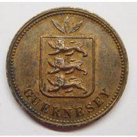 Гернси 2 дубля 1899 г