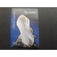 Исландия 1998 минерал