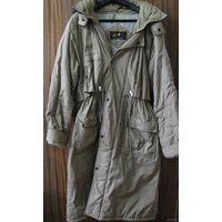 Пальто мужское утеплённое р.54