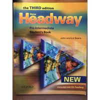 Headway pre-intermediate students book