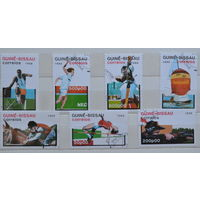 Гвинея Бисау  спорт