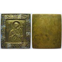 Икона 'Богоматерь Тихвинская'