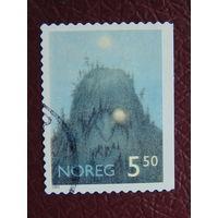 Норвегия. Флора. 2003г.