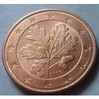 5 евроцентов, Германия 2009 J, AU