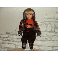 Кукла фарфоровая 30см