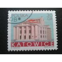 Польша 2005 стандарт, театр