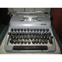 Машинка печатная механическая Москва 1957 год