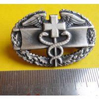 США.Знак военного медика 2го класса армии США.
