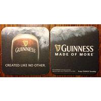 Подставка под пиво Guinness No 27