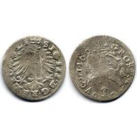 Грош 1608, Сигизмунд III Ваза, Вильно. Редкий тип монеты