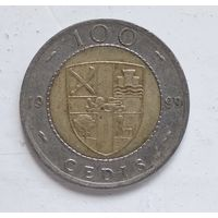 Гана 100 седи, 1999 5-8-3