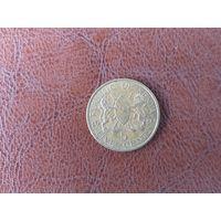 5 центов 1980 Кения