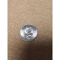 Острова Кука 5 центов 2000 UNC