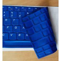 Силиконовая защита нетбук для клавиатуры (не для Apple)