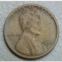 США 1 цент 1925D