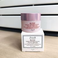 Крем для лица Fresh Rose Deep Hydration Face Cream 7 ml