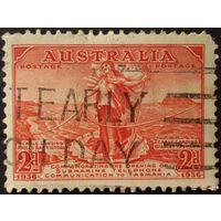 Австралия-Тасмания. 1936г.