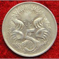7321:  5 центов 1976 Австралия
