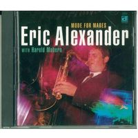 CD Eric Alexander With Harold Mabern - Mode For Mabes (1998)
