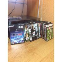 Компьютерные игры на DVD-дисках