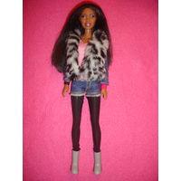 Обувь валенки сапожки для куклы Барби