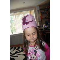 Французские шапочки для принцессы