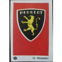 Карточка 53 Peugeot серии KRAS Цена: 1 руб. Состояние – как на фото, смотрите внимательно - вы получите именно то, что видите. Все вопросы до покупки. Находится: г. Минск, мк-н. Лошица, ул. Прушински