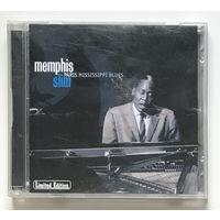 Audio 2 x CD, MEMPHIS SLIM, PARIS MISSISSIPPI BLUES 2004