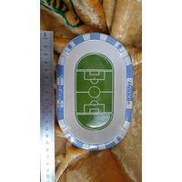 Пепельница     Динамо в виде футбольного поля