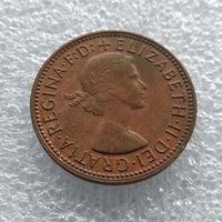 Австралия 1/2 пенни 1964 г. #10110