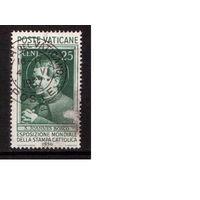 Ватикан-1936,(Мих.53) гаш.(кат.=10 е)