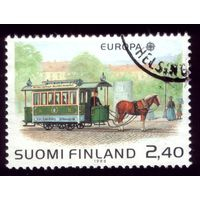 1 марка 1988 год Финляндия 1052