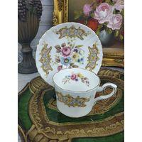 Чайная пара Костяной фарфор Англия
