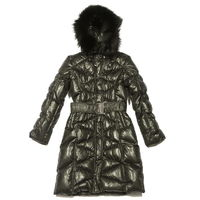 Пуховое пальто Kiko 44-46. Пуховик