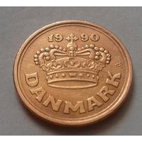 50 эре, Дания 1990 г.