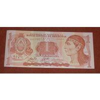 1 лемпира 2006г. Гондурас