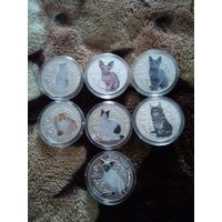 Набор кошек вануату
