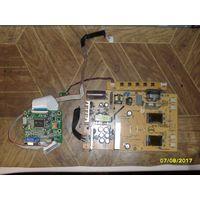 Монитор LF Flatron L1918S-BN на запчасти