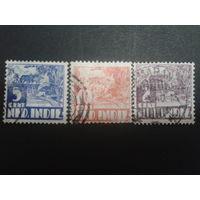 Нидерландская Индия 1934 Колония стандарт
