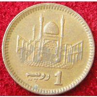 7674:  1 рупия 2004 Пакистан