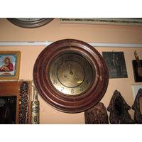 Часы настенные(бублики)кон.19-го в.Германия.