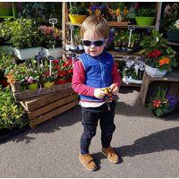 Солнечные очки для вашего малыша