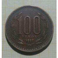 Чили 100 Песо 1997