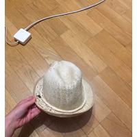 Шляпа Diesel из рисовой бумаги, как новая.Оригинал