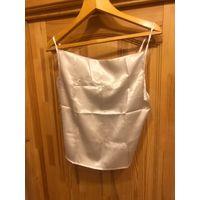 Базовый топ / блуза белого цвета.