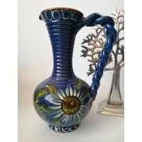 Керамическая ваза, кувшин