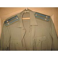 С 1 рубля.Рубашка подполковника ВДВ