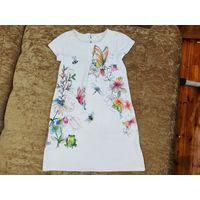 Нарядное платье Next р.134